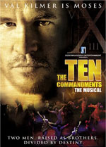 The Ten Commandments The Musical